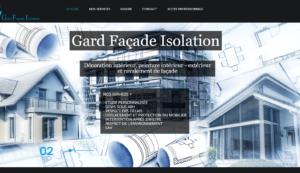 Gard Façade Isolation