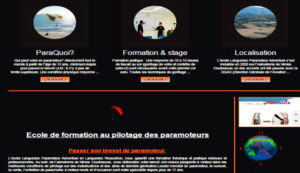 page accueil