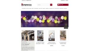 vente d'objet design